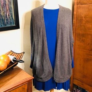 Gap oversized sweater vest